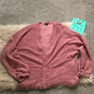 Wild Fable Fuzzy Cardigan Sweater